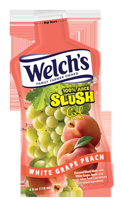 White Grape Peach